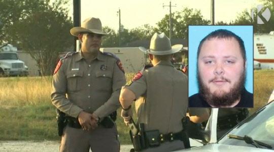 텍사스 26명 사망 교회 총격범...장모 노리고 범행